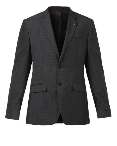 Raymond Black Classic Fit Jacket