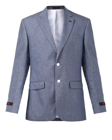Raymond Blue Classic Fit Jacket
