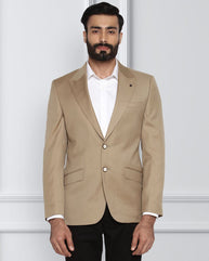 Raymond Medium Khaki Italian Cut Jacket