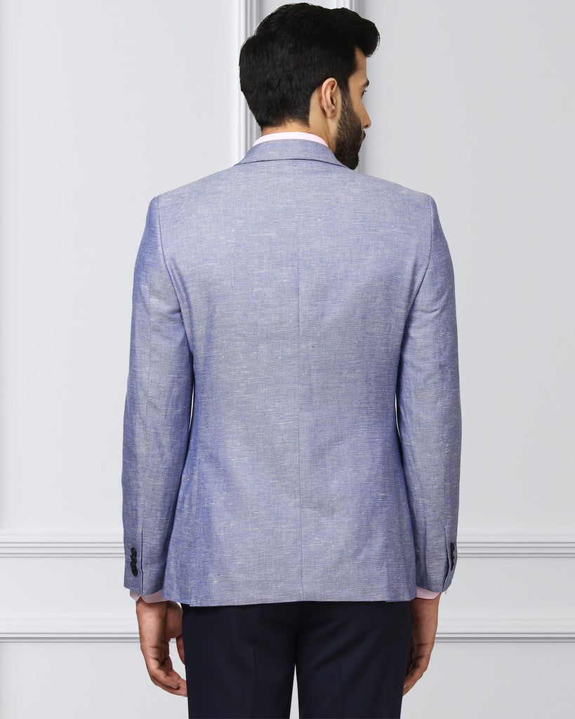 Raymond Blue Slim Fit Blazer