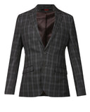 Raymond Dark Grey Slim Fit Blazer