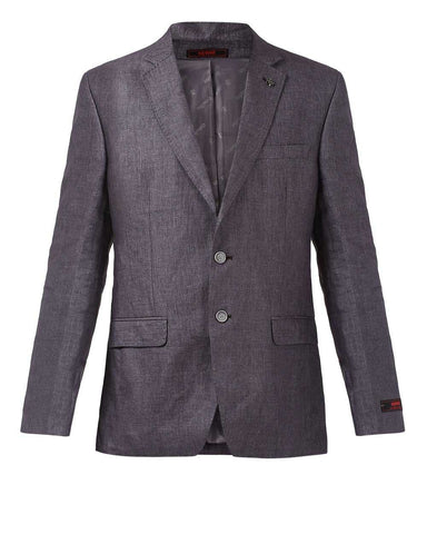 Raymond Violet Tailored Fit Jacket