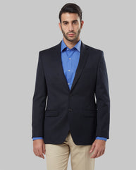 Raymond Blue Regular Fit Blazer