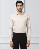 Raymond Petrol blue Regular Fit Shirt