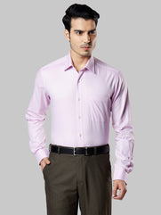 Raymond Medium Pink Regular Fit Shirt