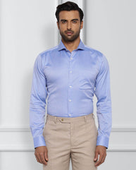 Raymond Light Blue Slim Fit Shirt