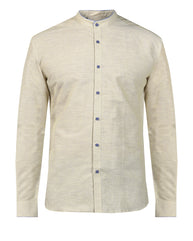 Raymond Khaki Contemporary Fit Shirt