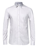 Raymond Violet Contemporary Fit Shirt