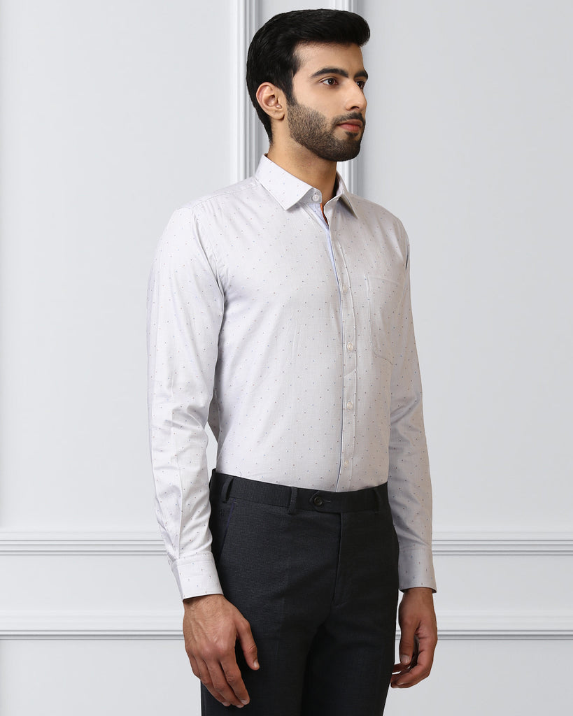 Raymond Grey Contemporary Fit Shirt