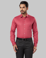2fd6befe7 Raymond Medium Red Slim Fit Shirt