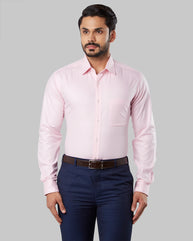 Raymond Medium Red Slim Fit Shirt