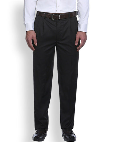 Raymond Brown Regular Fit Trouser