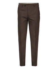 Raymond Dark Green Slim Fit Trouser