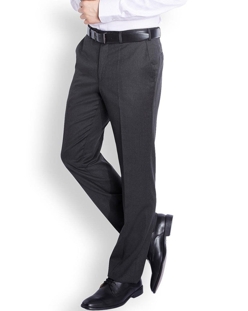 Raymond  Grey Contemporary Fit Trouser