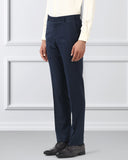 Raymond Blue Regular Fit Trouser