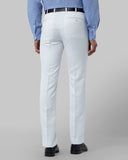 Raymond White Regular Fit Trouser