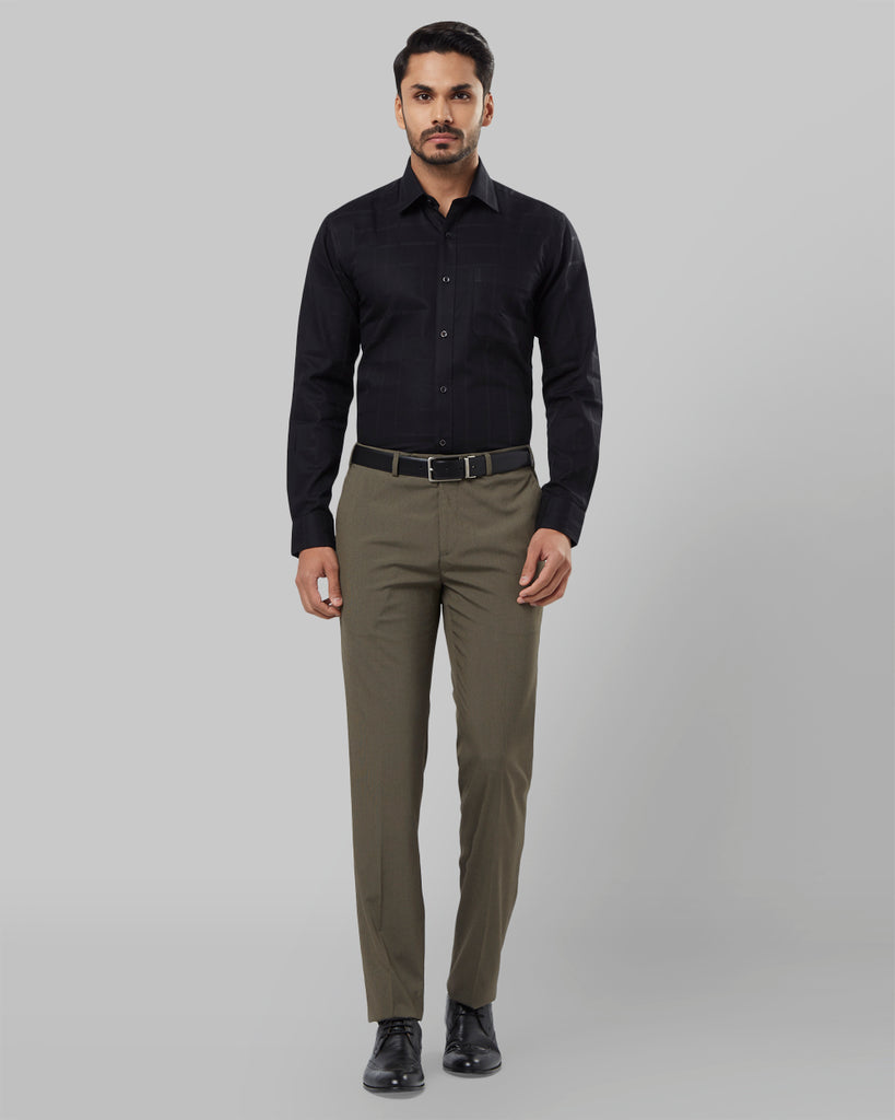 Raymond Green Regular Fit Trouser