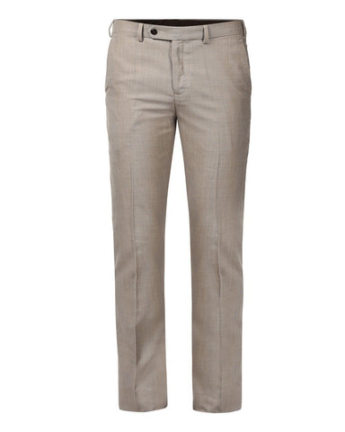 Raymond Beige Contemporary Fit Trouser
