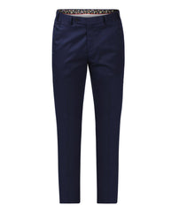 Raymond Dark Blue Slim  Trouser