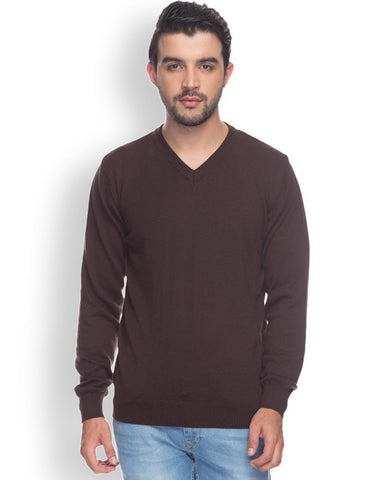 Raymond  Brown Contemporary Fit Sweater