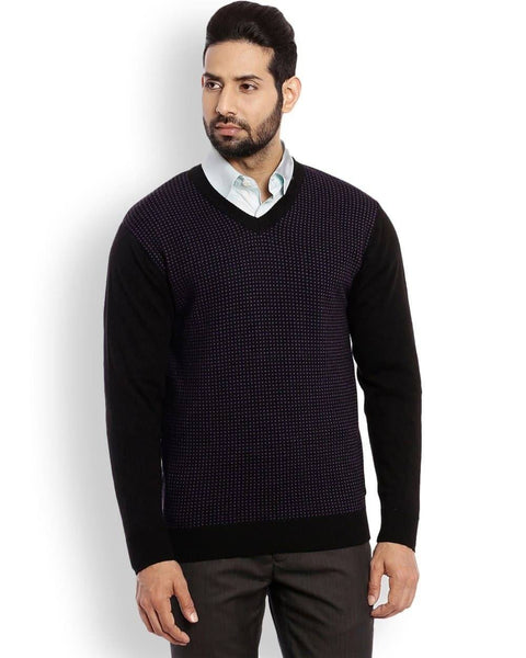 Raymond Black Contemporary Fit Sweater