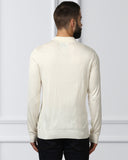 Raymond White Contemporary Fit Sweater