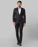Raymond Black Regular Fit Blazer