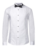 Raymond White Slim Fit Shirt