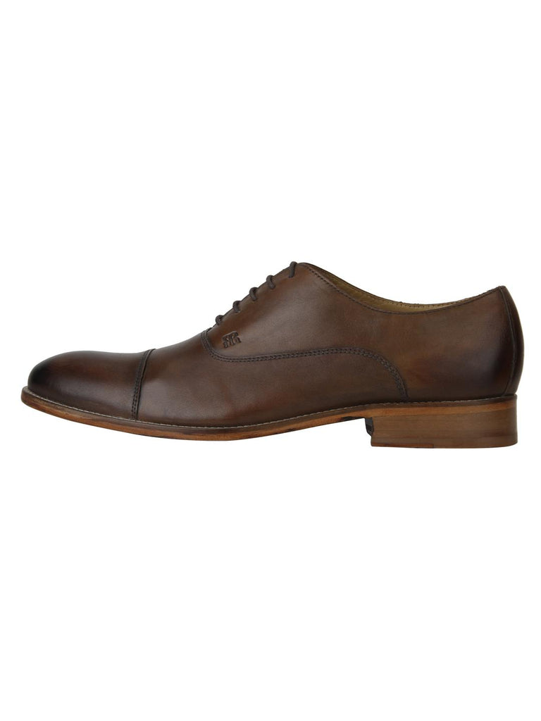 Raymond Brown Leather Shoes