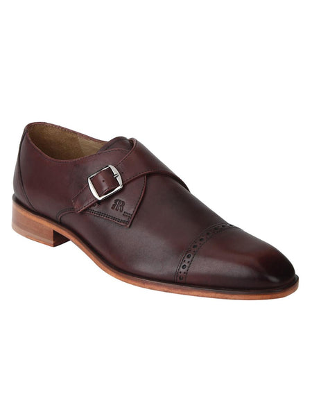 Raymond Red Leather Shoes