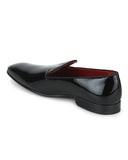 Raymond Black Formal Shoes