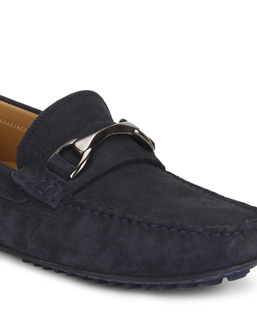 Raymond Dark Blue Formal Shoes