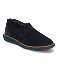 Raymond Dark Blue Casual Shoes