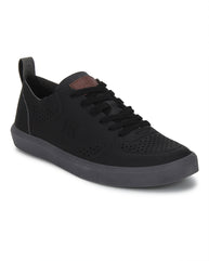 Raymond Black Casual Shoes
