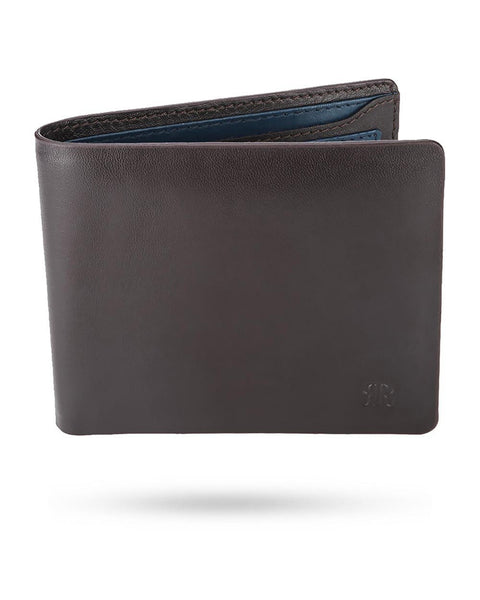 Raymond Brown Leather Wallets