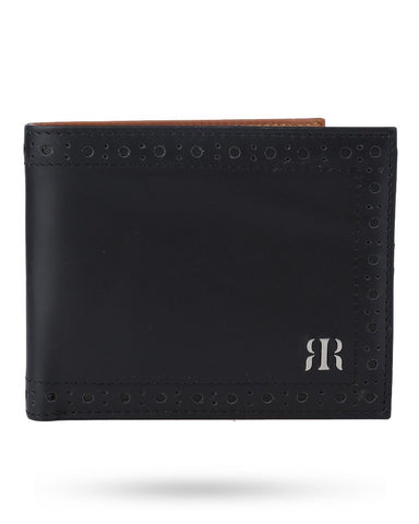Raymond Black Wallets