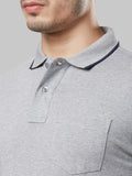Next Look Medium Grey Regular Fit T-shirt