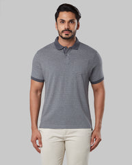 Next Look Dark Grey Regular Fit T-shirt