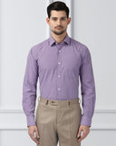 Next Look Dark Violet Slim Fit Shirt