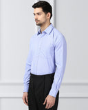 Next Look Dark Blue Regular Fit Shirt