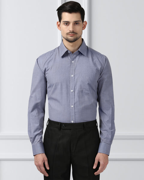 Next Look Black Slim Fit Shirt