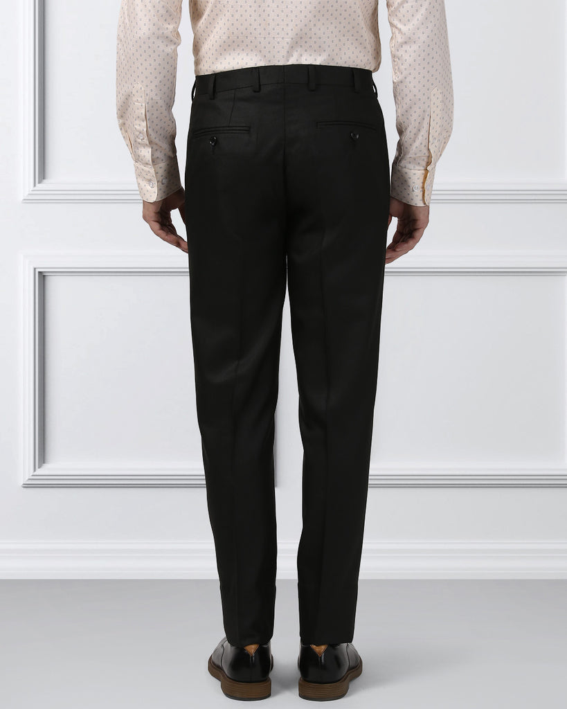 Next Look Black Contemporary Fit Trouser