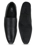 Next Look Black Formal Shoes