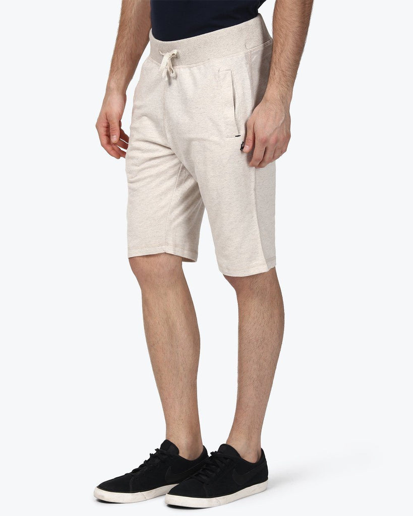 Parx White Regular Fit Jogger Pant