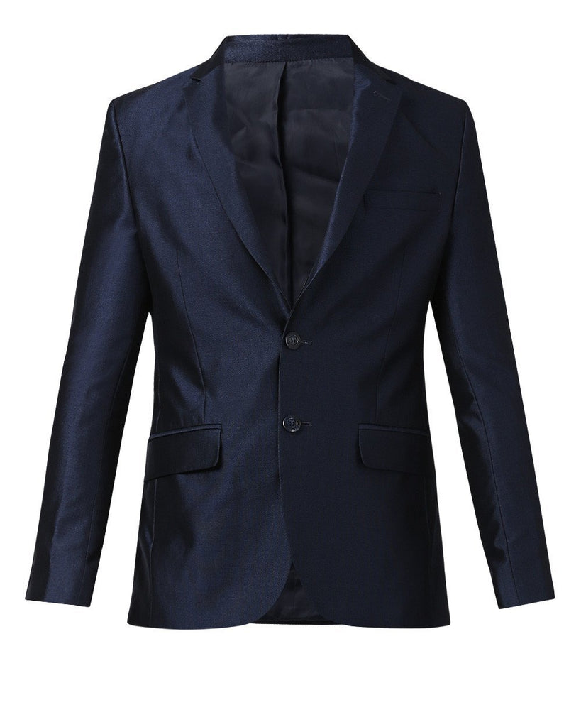Parx Blue Urban Fit Suit