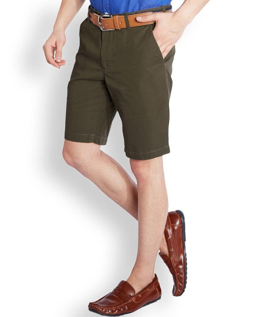 Parx  Green Resort Fit Shorts