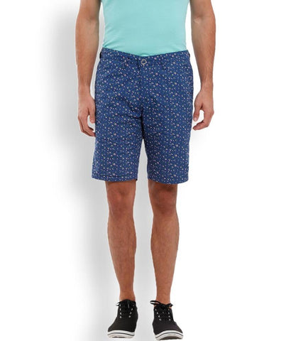 Parx  Blue Resort Fit Shorts