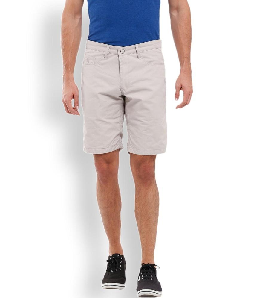 Parx  Grey Resort Fit Shorts