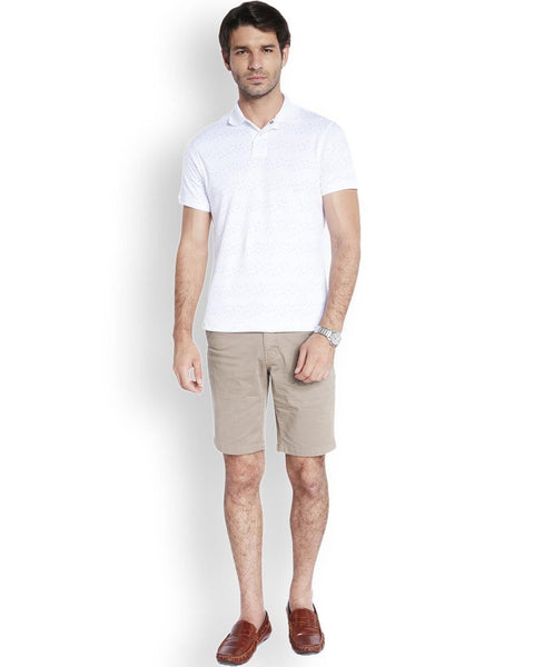 Parx  Brown Resort Fit Short
