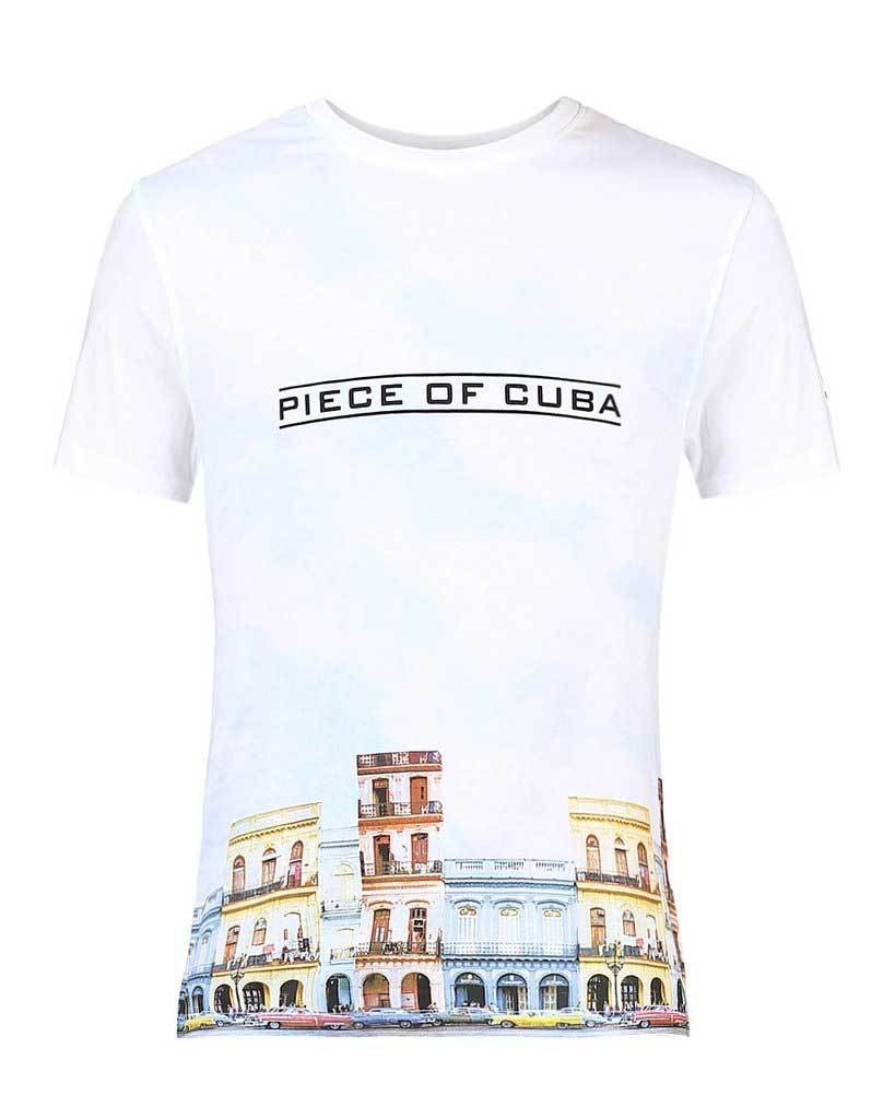 16ce41f63e3 Buy Parx White Regular Fit T-Shirt Online